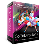 ColorDirector - Intuitive Farbbearbeitung. Professionelle Ergebnisse