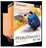 PhotoDirector 8 - Vielseitige Fotoanpassung & Designwerkzeuge