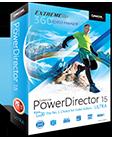 PowerDirector 15 - Die Nr. 1 für Video-Cutter